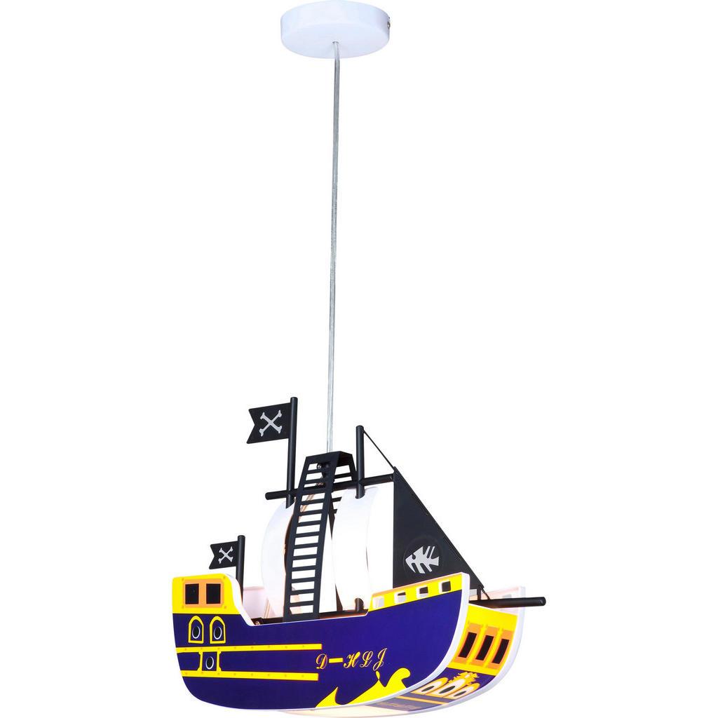 Hängelampe 'Piratenschiff'