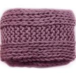 WOHNDECKE 127/152 cm Lila  - Lila, Trend, Textil (127/152cm) - Ambia Home