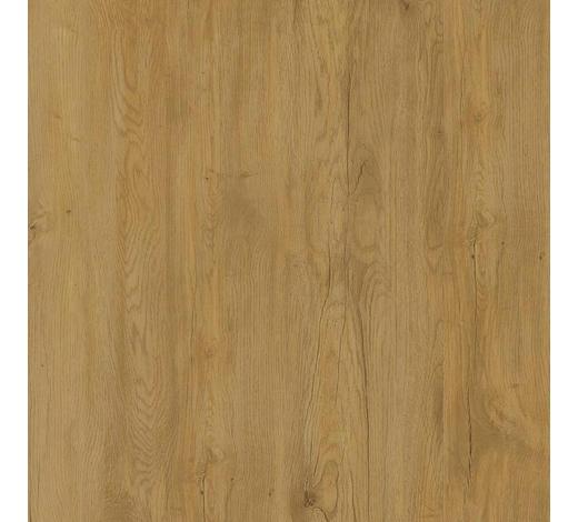 VINYLBODEN per  m² - Eichefarben, KONVENTIONELL, Kunststoff (123,5/23/0,95cm) - Venda