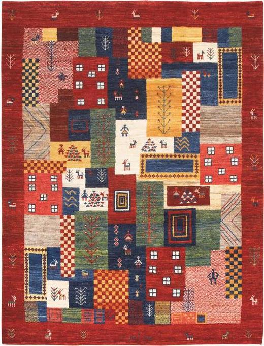 ORIENTTEPPICH 170/240 cm - Multicolor, LIFESTYLE, Textil (170 240 cm) - Esposa