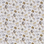VORHANGSTOFF per lfm blickdicht  - Gelb/Grau, LIFESTYLE, Textil (160cm) - Landscape