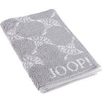 Gästetuch 30/50 cm - Silberfarben, Design, Textil (30/50cm) - Joop!
