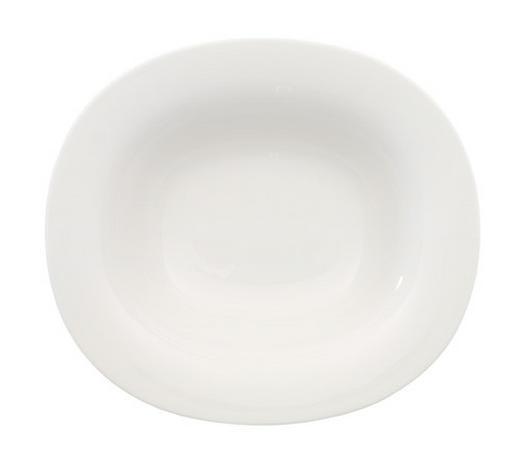 SUPPENTELLER Porzellan - Weiß, Basics (21/24cm) - Villeroy & Boch
