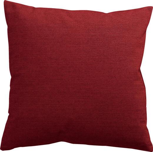 KISSENHÜLLE Rot 50/50 cm - Rot, Basics, Textil (50/50cm) - NOVEL