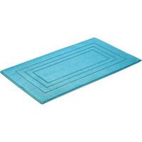 KOPALNIŠKA PREPROGA FEELING - turkizna, Konvencionalno, tekstil (60/100cm) - Vossen