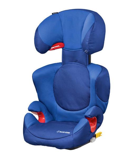 Kinderautositz Rodi XP Fix - Blau, Basics, Kunststoff/Textil (26/59/31,5cm) - Maxi-Cosi