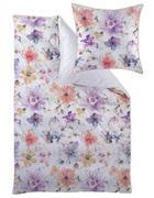 POSTELJNINA - bela/večbarvno, Konvencionalno, tekstil (140/200cm) - Curt Bauer