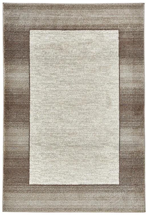 WEBTEPPICH  200/290 cm  Beige, Braun - Beige/Braun, Textil (200/290cm) - NOVEL