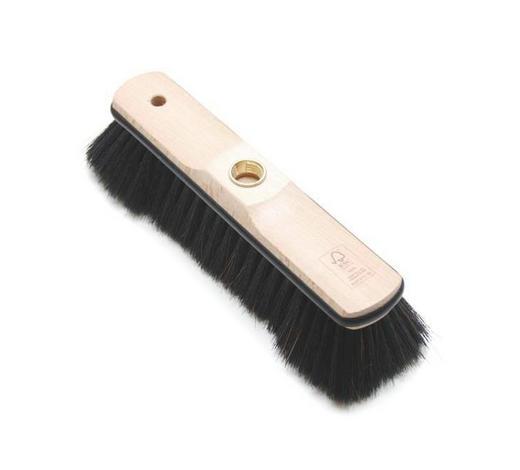 KOŠTĚ - černá/barvy mosazi, Basics, přírodní materiály (28cm)