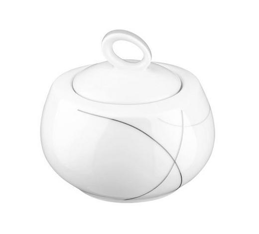 POSUDA ZA ŠEĆER - bijela, Design, keramika (0.25l) - Seltmann Weiden