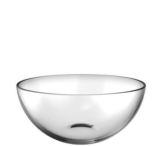 SCHÜSSEL Glas  - Transparent, Basics, Glas (30cm) - Leonardo