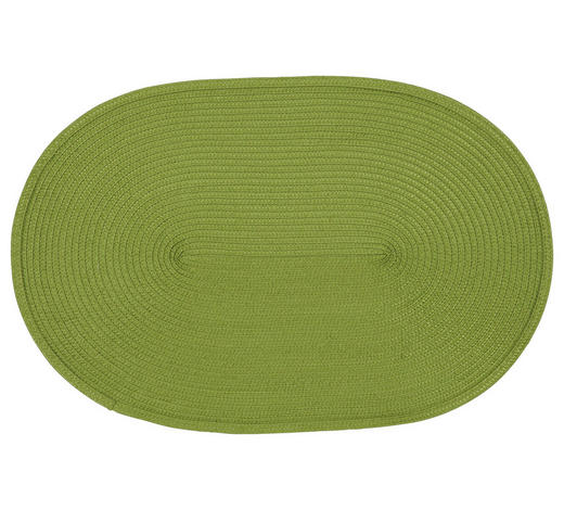 TISCHSET 30/45 cm Textil  - Grün, Basics, Textil (30/45cm) - Homeware