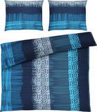 POVLEČENÍ - modrá, Design, textil (200/200cm) - AMBIENTE