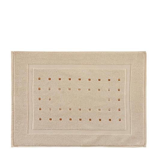 BADEMATTE  Beige  50/70 cm - Beige, Design, Textil (50/70cm) - Esposa
