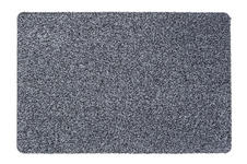 FUßMATTE 50/80 cm Uni Grau  - Grau, Basics, Textil (50/80cm) - Esposa