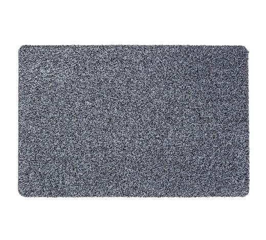 FUßMATTE 40/60 cm Uni Grau  - Grau, Basics, Textil (40/60cm) - Esposa