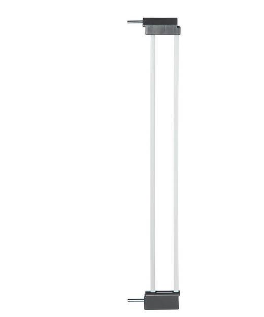 SCHUTZGITTERVERLÄNGERUNG - Weiß, Basics, Metall (9/75cm) - Geuther