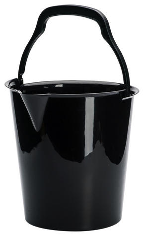 HINK - grå, Basics, plast (10,0l)