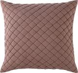 KISSENHÜLLE Braun 50/50 cm - Braun, Design, Textil (50/50cm) - Novel
