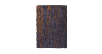 TEPPICH   Grau, Bronzefarben   - Bronzefarben/Grau, Trend, Kunststoff (120/180cm)