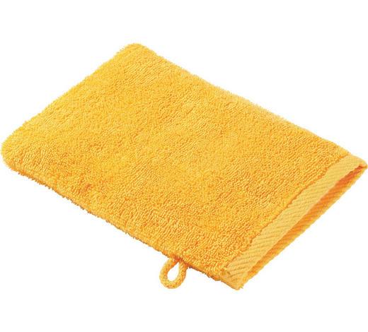 Waschhandschuh - Orange, Konventionell, Textil (16/22cm) - Esposa