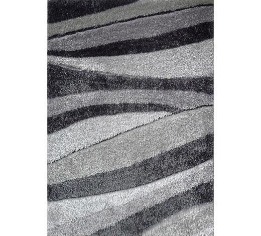 HOCHFLORTEPPICH - Grau, Design, Textil (120/170cm) - Novel