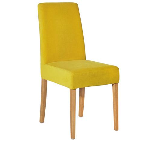Stuhl velours eiche massiv eichefarben gelb online kaufen xxxlutz - Musterring provence stuhl ...