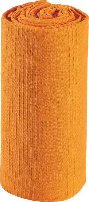 SÄNGÖVERKAST - orange, Basics, textil (220/240cm) - Boxxx