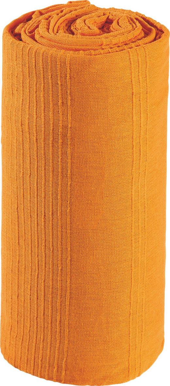 ÜBERWURF 220/240 cm - Orange, Basics, Textil (220/240cm) - Boxxx