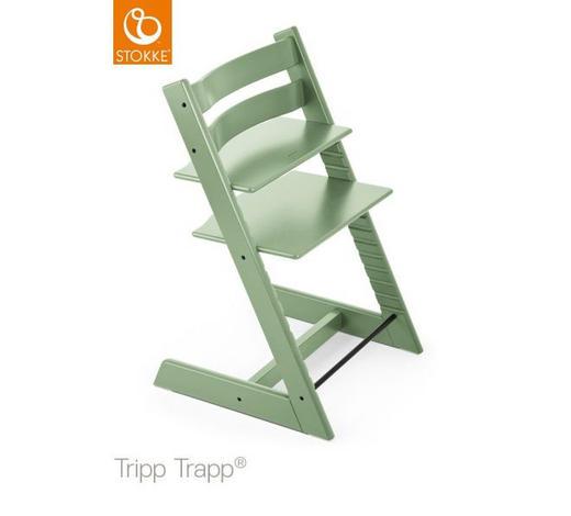 HOCHSTUHL Tripp Trapp  - Apfelbaumfarben/Mintgrün, Trend, Holz (46/79/49cm) - Stokke