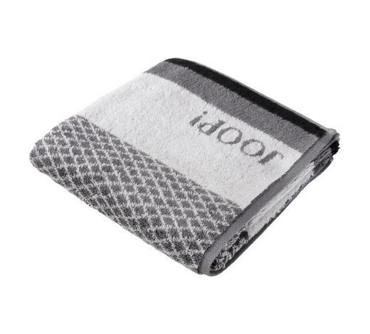HANDTUCH 50/100 cm  - Weiß/Grau, Design, Textil (50/100cm) - Joop!