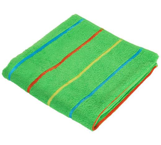 DUSCHTUCH 70/130 cm  - Grün, Trend, Textil (70/130cm) - Ben'n'jen