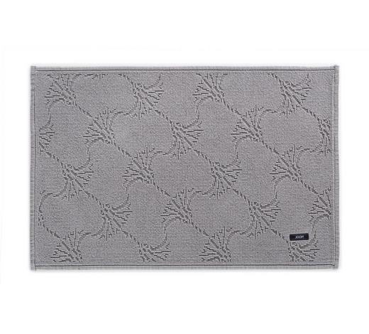BADTEPPICH  Anthrazit  70/120 cm     - Anthrazit, Design, Textil (70/120cm) - Joop!