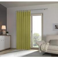 GOTOVA ZAVJESA - zelena, Basics, tekstil (140/245cm) - Esposa