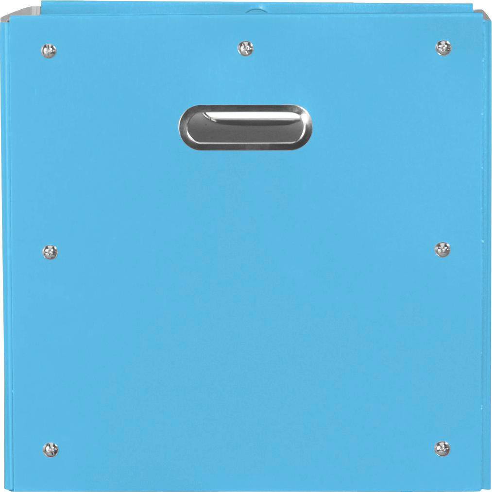 BOX Karton Türkis - Türkis, MODERN, Karton (32/32/32cm)