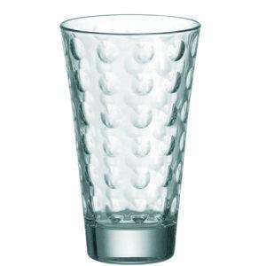GLAS - klar, Design, glas (8/13/8cm) - Leonardo