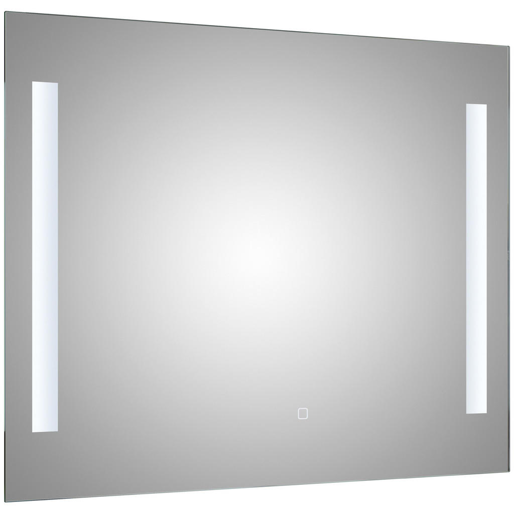 Image of Xora Badezimmerspiegel 90/70/3 cm , 980.839020 , Glas , 90x70x3 cm , verspiegelt , feuchtraumgeeignet, In verschiedenen Grössen erhältlich , 001977022504