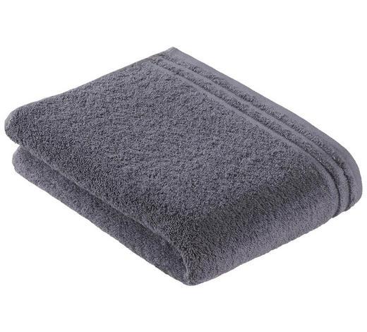 OSUŠKA, 67/140 cm, šedá - šedá, Basics, textil (67/140cm) - Vossen