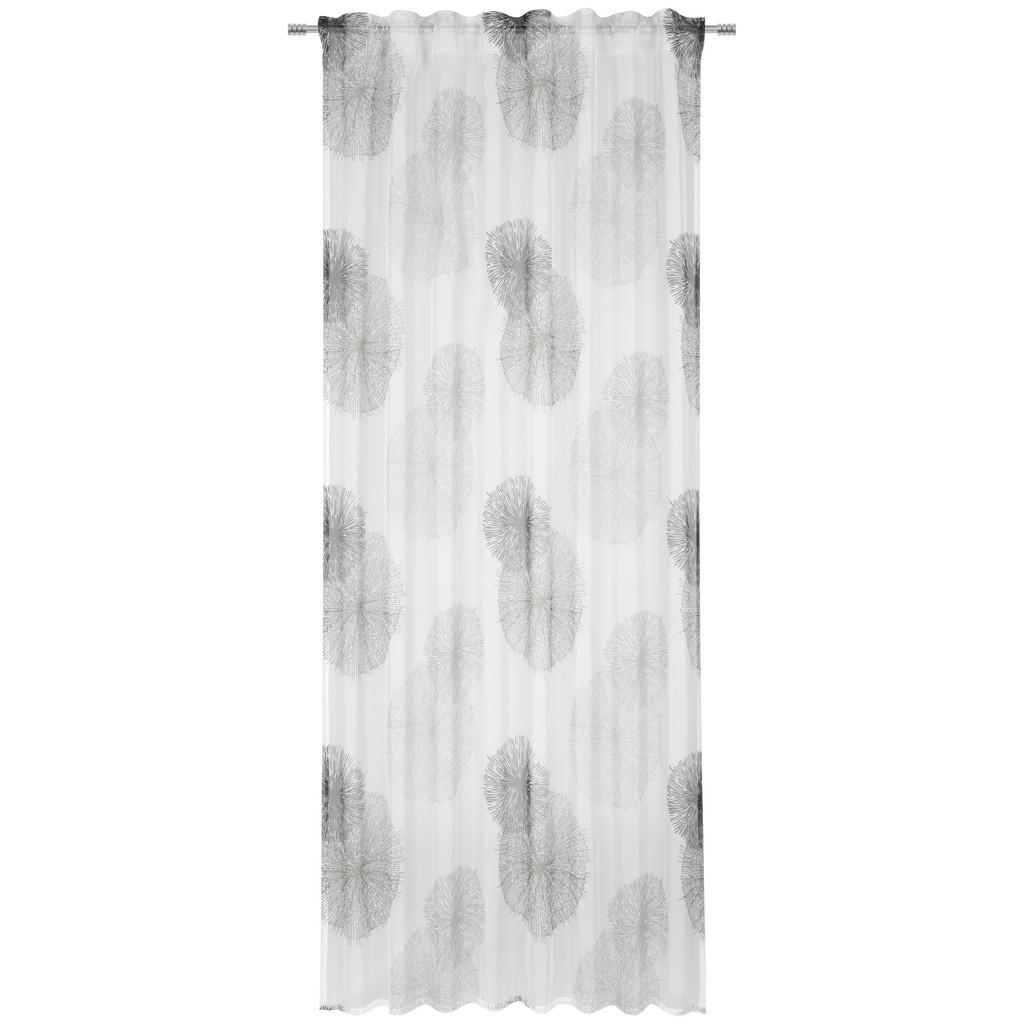 Novel Fertigvorhang transparent 140/245 cm