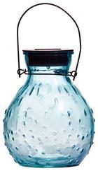 SOLARLEUCHTE - Blau, Glas (12/16cm)