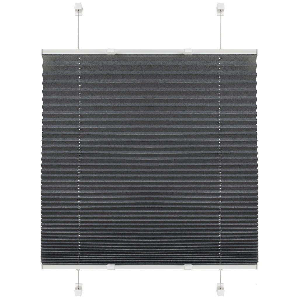 Boxxx PLISSEE halbtransparent 90/130 cm
