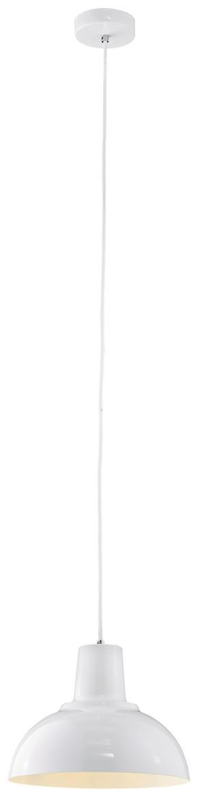 TAKLAMPA - vit, Trend, metall (25/25/18,5cm) - Boxxx
