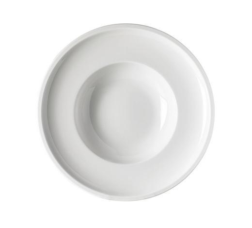 SUPPENTELLER 25 cm - Weiß, KONVENTIONELL, Keramik (25cm) - Villeroy & Boch