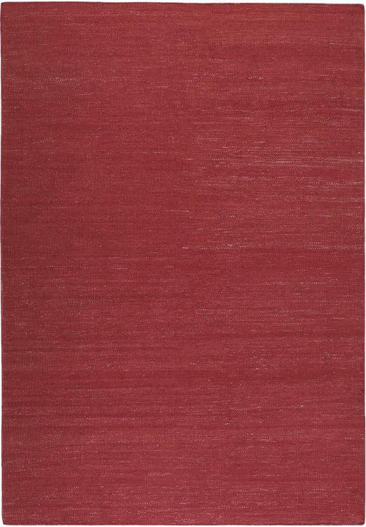 HANDWEBTEPPICH  130/190 cm  Rot - Rot, Basics, Textil (130/190cm) - Esprit