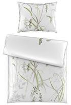 Bettwäsche 160/210 cm - Weiß, Natur, Textil (160/210cm) - Esposa