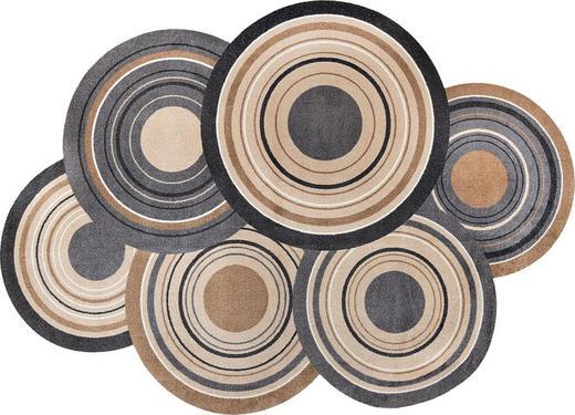 TEPPICH  140/200 cm  Naturfarben - Naturfarben, Basics, Kunststoff/Textil (140/200cm) - Esposa