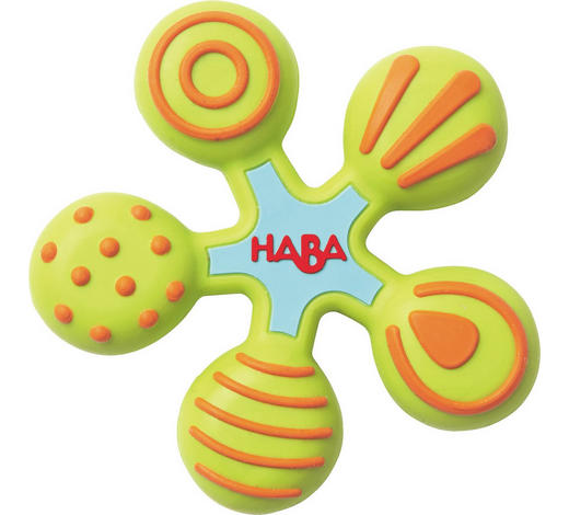 GREIFLING - Multicolor, Basics, Kunststoff (8/8cm) - Haba