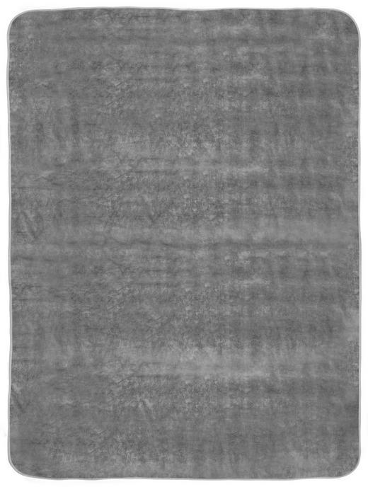 WOHNDECKE 180/220 cm - Grau, Design, Textil (180/220cm) - Novel