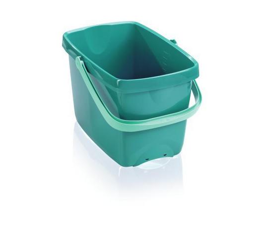 ZÁVĚSNÝ ODPADKOVÝ KOŠ,  - tmavě zelená, Basics, umělá hmota (1/1cm) - Leifheit