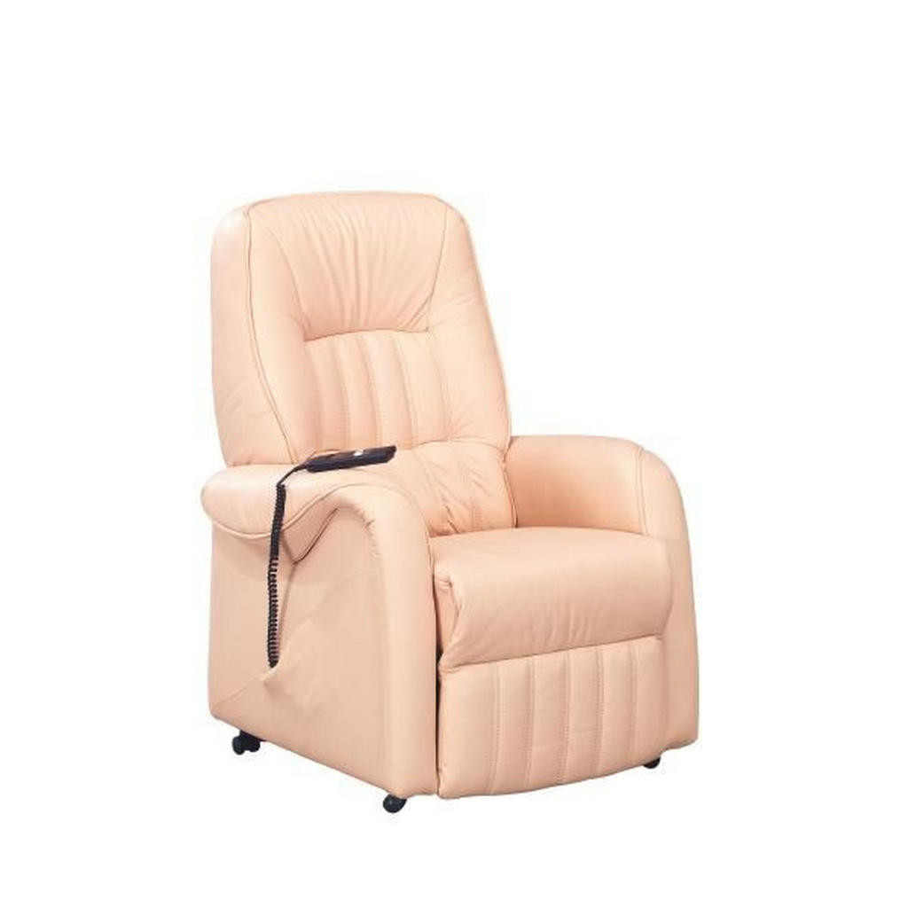 Himolla FERNSEHSESSEL Echtleder Rosa | Wohnzimmer > Sessel > Fernsehsessel | Leder | Himolla